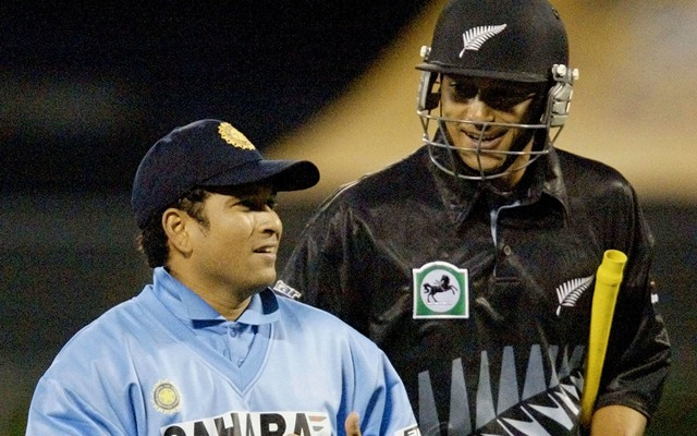 Super-Max game between New Zealand and India