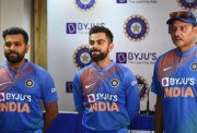 Team India jersey