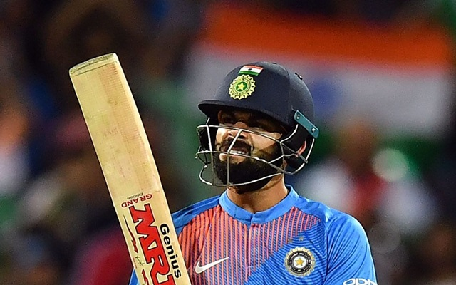 Virat Kohli punished for physical contact with South African player