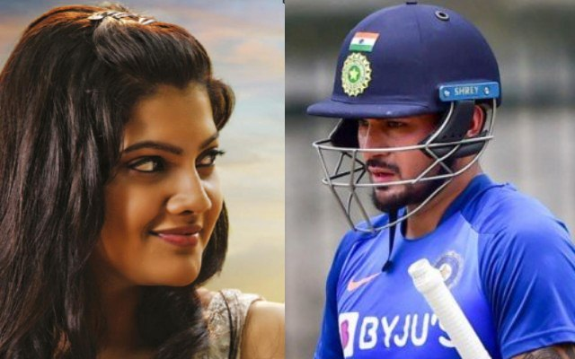 Ashrita Shetty and Manish Pandey
