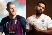 Ben Stokes and Rohit Sharma