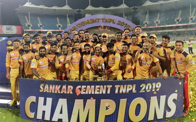 Tnpl 2020 Final Squads Of All The Teams After The Player Draft