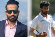 Irfan Pathan and Jasprit Bumrah