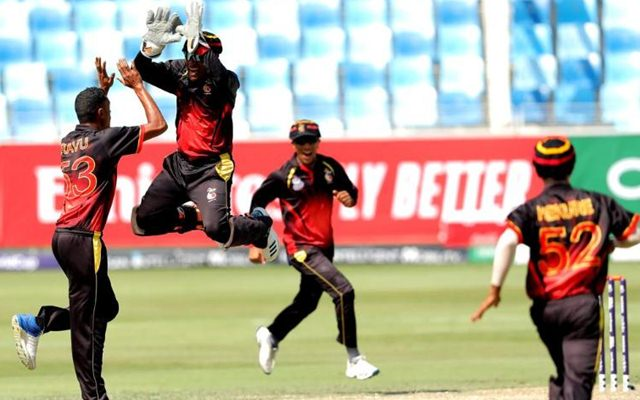 PNG secure maiden qualification to T20 World Cup