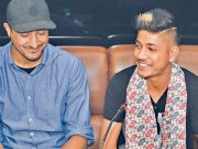 Paras Khadka and Sandeep Lamichhane
