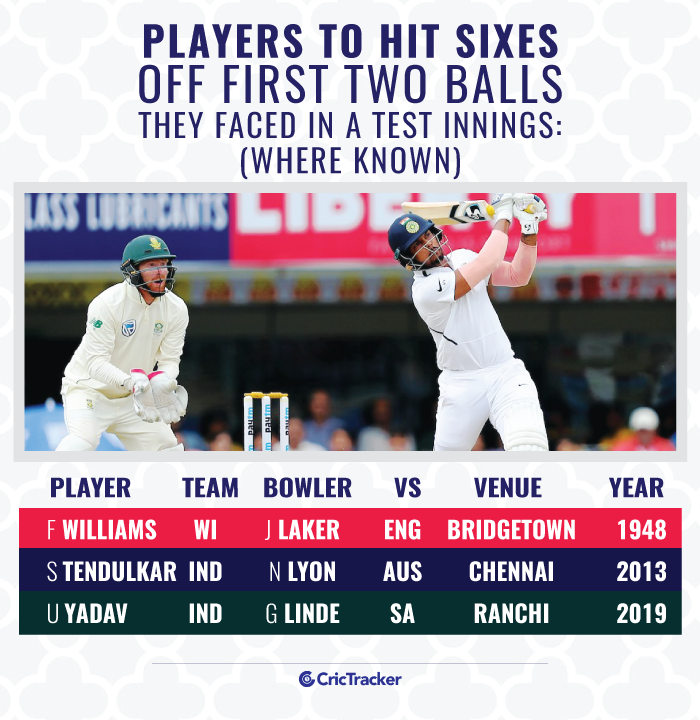 Players-to-hit-sixes-off-first-two-balls-they-faced-in-a-Test-innings