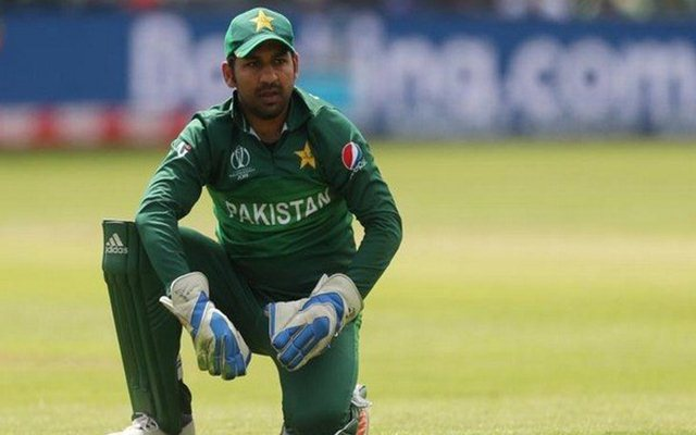 Reports: Sarfaraz Ahmed had reservations playing the third T20I against England