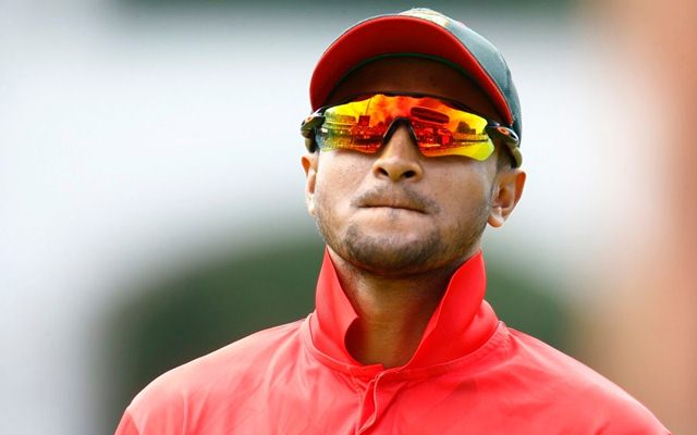 ICC bans Shakib Al Hasan from all cricketing activities for two years