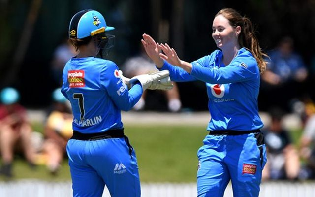Adelaide Strikers Set Up WBBL Final Against Brisbane Heat
