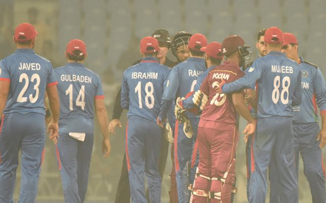 Afghanistan and West Indies