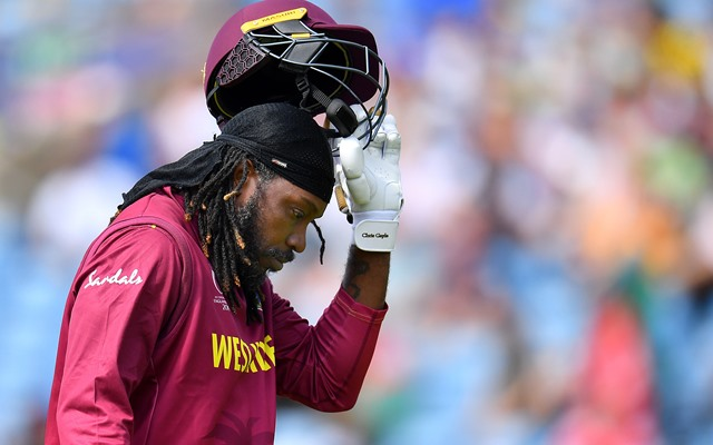 Chris Gayle Bids Farewell To MSL After Heavy Criticism