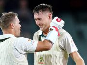 David Warner and Marnus Labuschagne