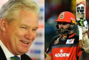 Dean Jones and Parthiv Patel