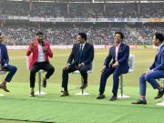 Former Indian cricketers