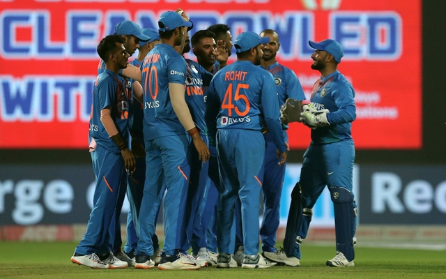 Sharma blitz flattens Bangladesh as India draw level