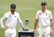 Kane Williamson and Joe Root