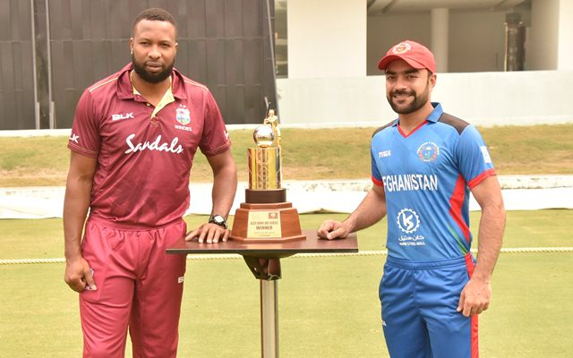 Windies Face Afghanistan In Opening ODI