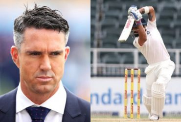 Kevin Pietersen and Virat Kohli