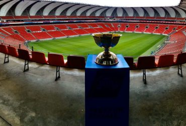 Mzansi Super League Trophy
