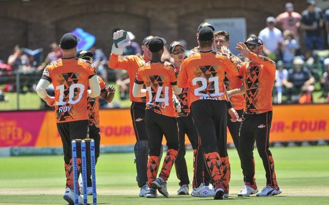 Nelson Mandela Bay Giants