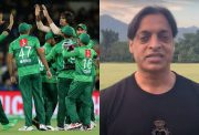 Pakistan Cricket Team and Shoaib Akhtar