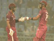 Shai Hope and Roston Chase