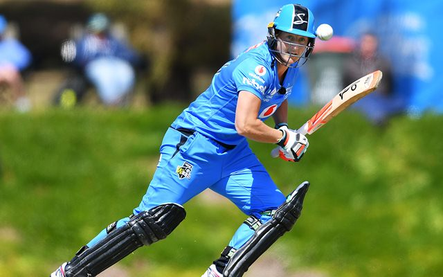 CRIK:Strikers set Heat 162 to win WBBL final - 08-Dec