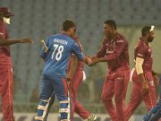 West Indies and Afghanistan
