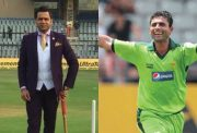 Aakash Chopra and Abdul Razzaq