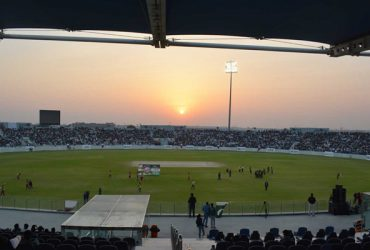 Asian Town Cricket Stadium Doha