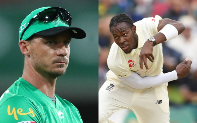 Dale Steyn and Jofra Archer