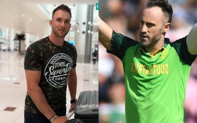 South African cricket captain Faf du Plessis produces hilarious interview answer