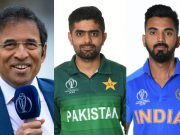 Harsha Bhogle, Babar Azam and KL Rahul