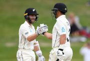 Kane Williamson & Ross Taylor