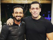 Kedar Jadhav and Salman Khan