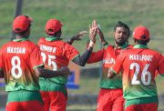 Maldives cricket team