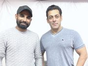 Mohammed Shami and Salman Khan