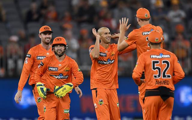 Bbl 2019 20 Match 12 Perth Scorchers Vs Sydney Sixers Dream11 Fantasy Cricket Tips Playing Xi Pitch Report Injury Update