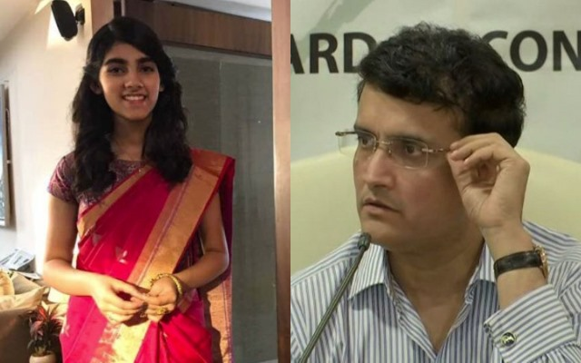 'Please keep Sana out of all this': Sourav Ganguly defends daughter after her Instagram story amid CAA goes viral