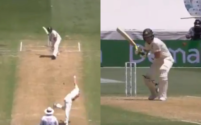 Tim Paine against Neil Wagner