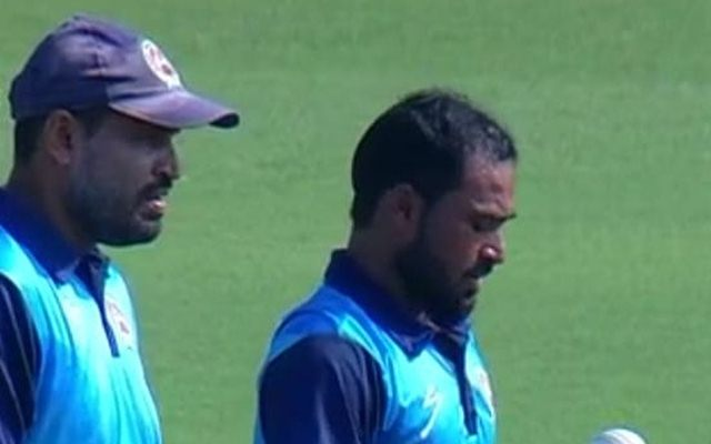 Yusuf Pathan and Lukman Meriwala