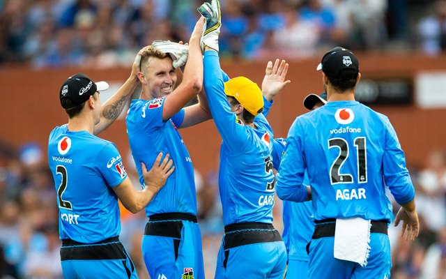 Sydney Sixers Defeat Adelaide Strikers by Seven Wickets in BBL