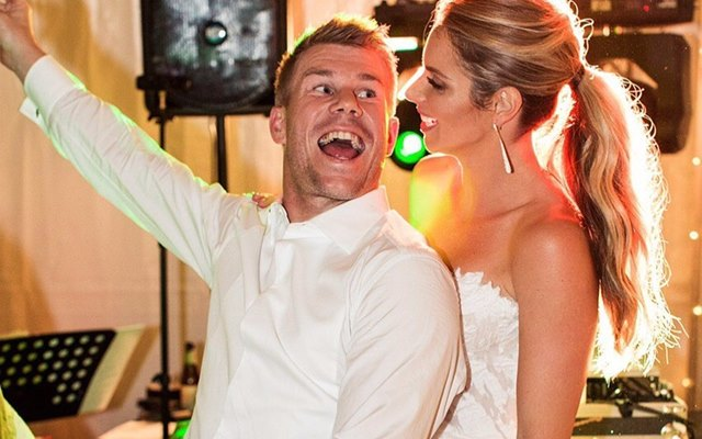 He goes good' - Candice Warner opens up on her s*x life with David Warner