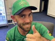 Glenn Maxwell. (Photo Source: Twitter)