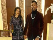 Hardik Pandya and Natasa Stankovic