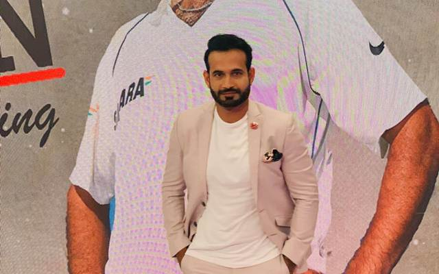 Irfan Pathan Reveals