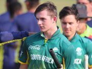 Jonathan Bird of South Africa U19
