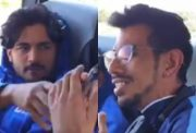 Manish Pandey and Yuzvendra Chahal