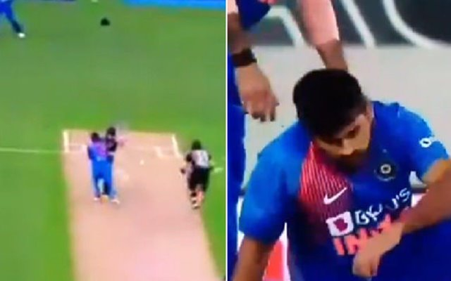 Shardul Thakur And Colin Munro Get Involved In A Nasty Collision In 2nd T20i