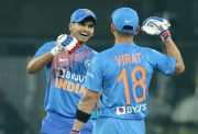 Shreyas Iyer and Virat Kohli